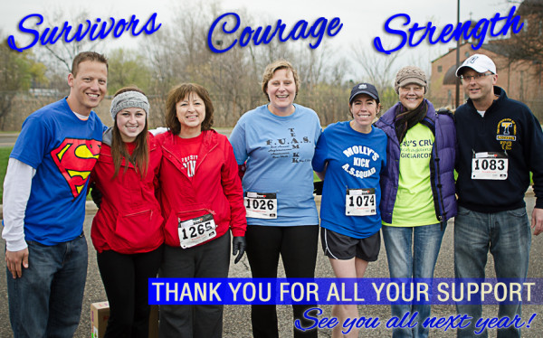 2014 Troy Angiosarcoma Run